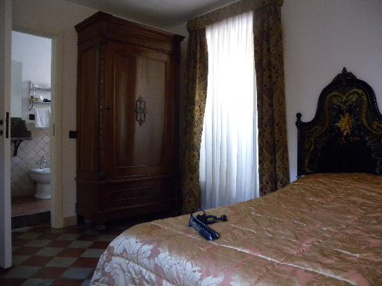 Ai Cartari B&B: suite - zona letto