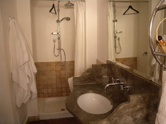 Ai Cartari B&B: suite - angolo zona bagno