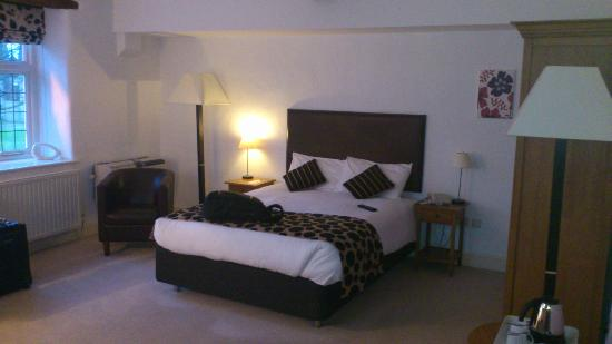 The Dashwood Hotel: The Suite bedroom.