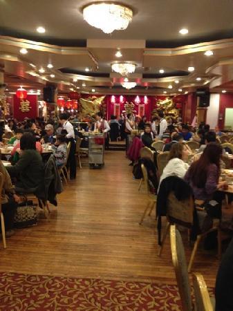 China Pearl Restaurant : dim sum on Sunday