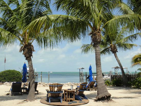 Island Bay Resort Beach area
