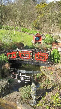Inglenook Guest House: garden