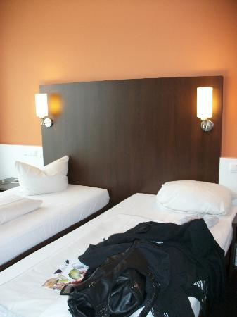 Best Western Plus Konrad Zuse Hotel: gute Betten