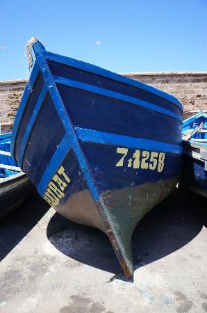 Ryad Lyon-Mogador: Fishing Boat