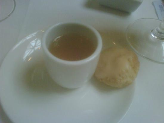 The Cafe: amuse-buche
