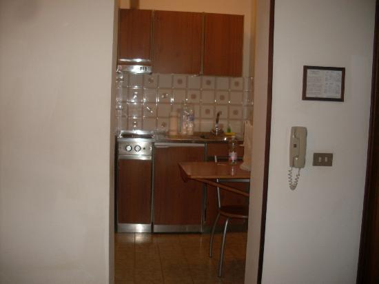 Residence Signa: cucina 2