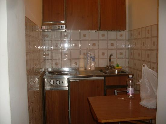 Residence Signa: cucina