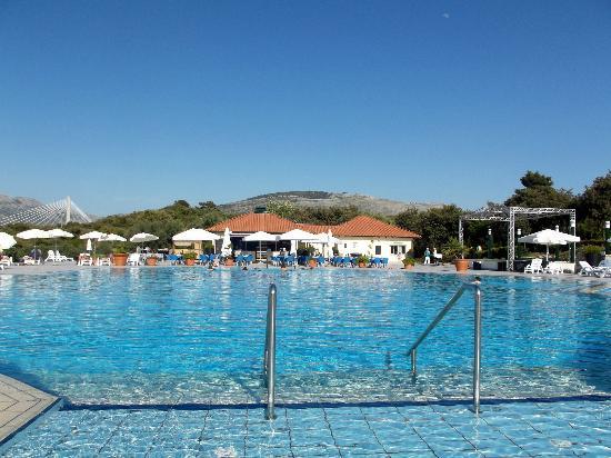 Valamar Club Dubrovnik : la piscine