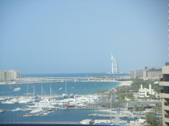 Le Royal Meridien Beach Resort & Spa: view from tower room