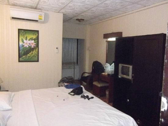 B.M.P. Residence: Double room