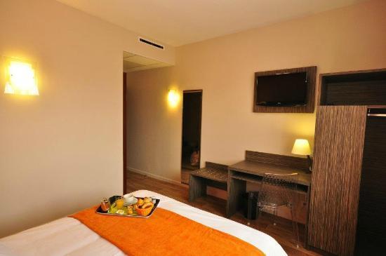 Hôtel Le Caïman : chambre double