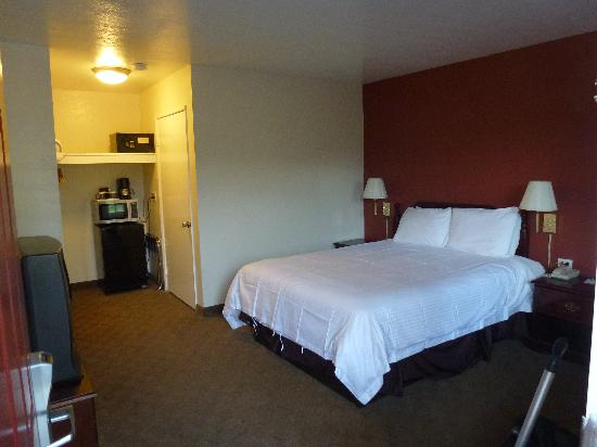 Lotus of Lompoc - A Great Hospitality Inn: la chambre
