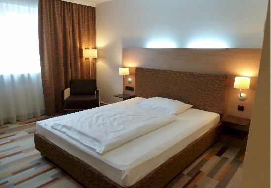 Mercure Graz City: Bedroom