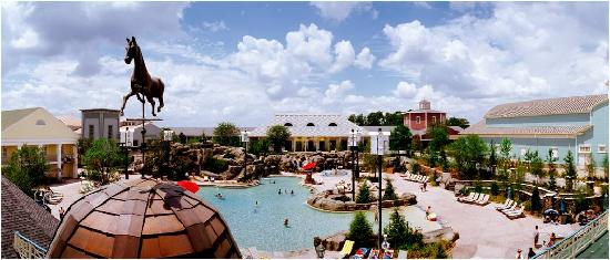 Disney's Saratoga Springs Resort & Spa  Photo