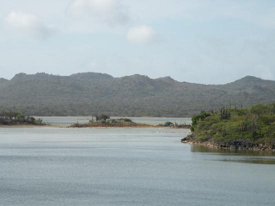 Lake Gotomeer: the lake