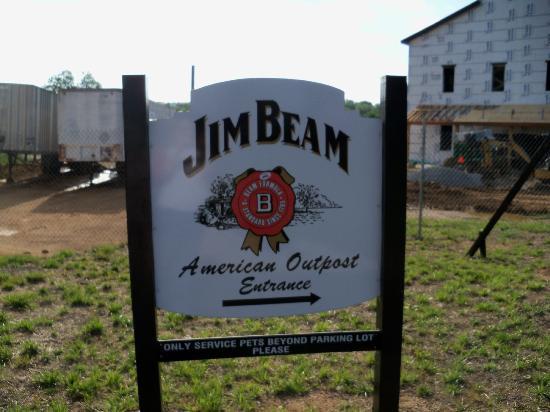 Jim Beam American Stillhouse: Jim Beam Distillery