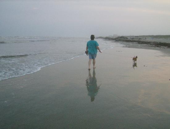 Pioneer Beach Resort : the beach