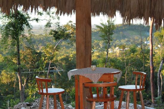 Amber Sunset Jungle Resort: The jungle Pot Restaurant