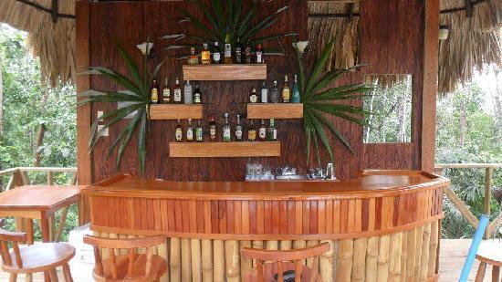 Amber Sunset Jungle Resort: Wild Things Bar