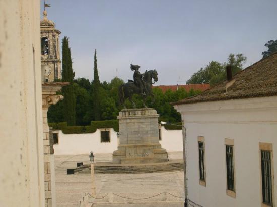 Pousada Convento de Vila Viçosa: Desde la Pousada