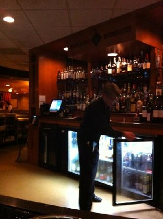 Hampton Inn Harrisburg East (Hershey Area): the bar