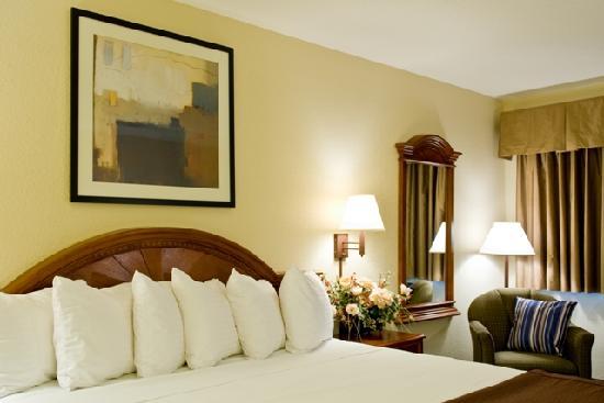 Best Western Poway/San Diego Hotel: Guestroom
