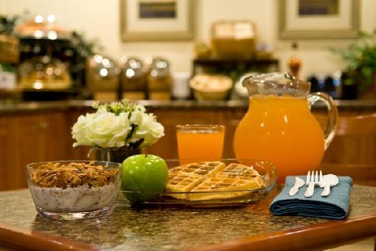 Best Western Poway/San Diego Hotel: Complimentary Breakfast