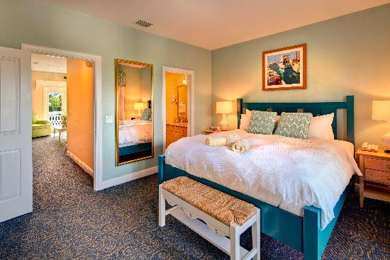 Parrot Key Hotel and Resort: Master Bedroom