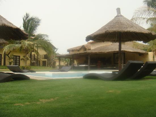 The Rhino Resort Hotel & Spa : grounds