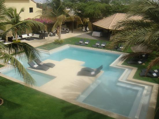 Mbour, Senegal: pool
