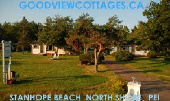 GoodView Cottages : GOODVIEWCOTTAGES VIEW FROM THE OCEAN