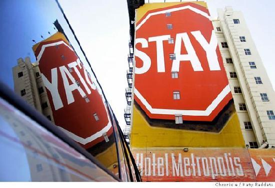 Hotel Metropolis: Onsite