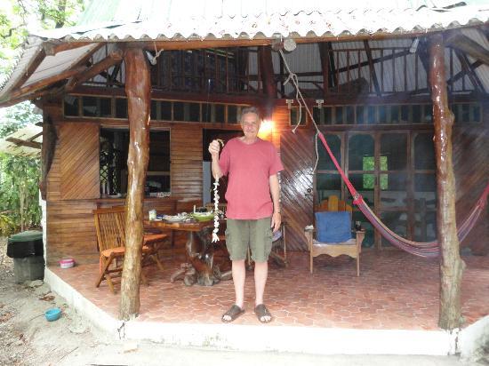 Los Caracoles: Living Area