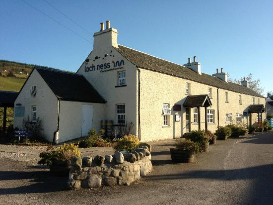 The Loch Ness Inn: Lovely pub and grub