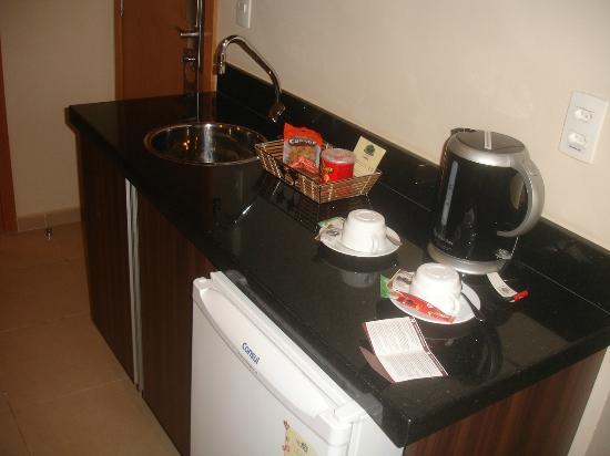 Hotel Granja Brasil Resort - Clarion: Apartamento