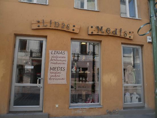 Linas - Medis