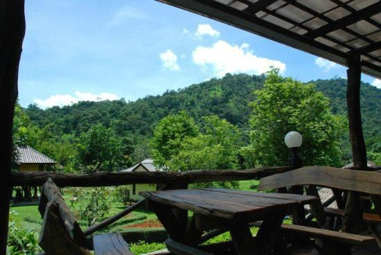 Nakhon Nayok, Tailandia: View from the reception area
