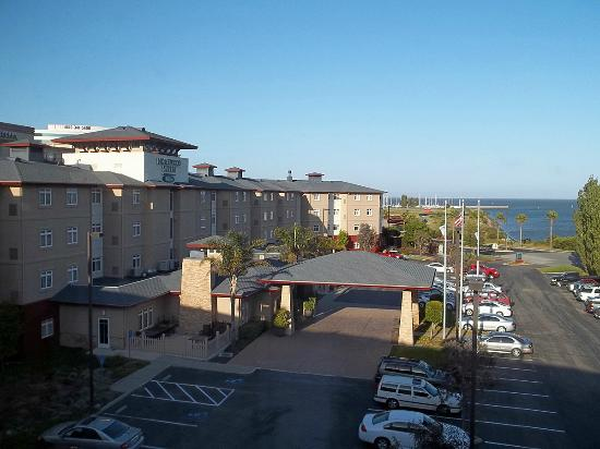 Homewood Suites by Hilton San Francisco Airport-North : View from Suite 402