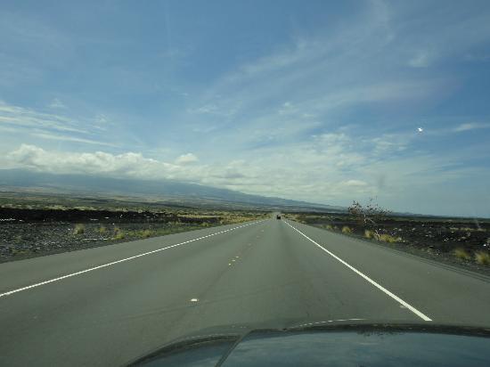 Mamalahoa Highway : 1