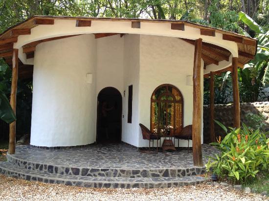 Hotel Manalá: Our bungalow (#4).