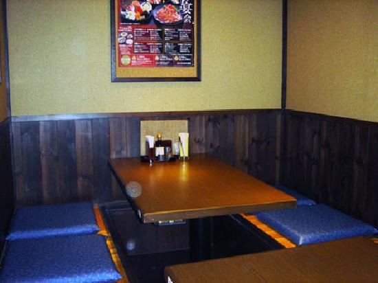 Ochanomizu Inn : 食事処