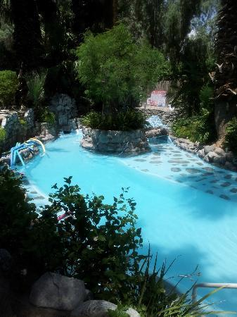 Desert Hot Springs, Kalifornien: The Grotto
