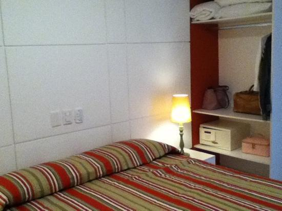 Juqueí, SP: standard room