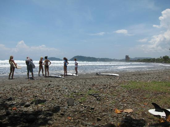 Rica Surf - Day Lessons and Surf Trips: Surfing in Jaco