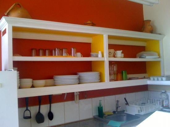 Thanna's Place: I just love the colour contrast.