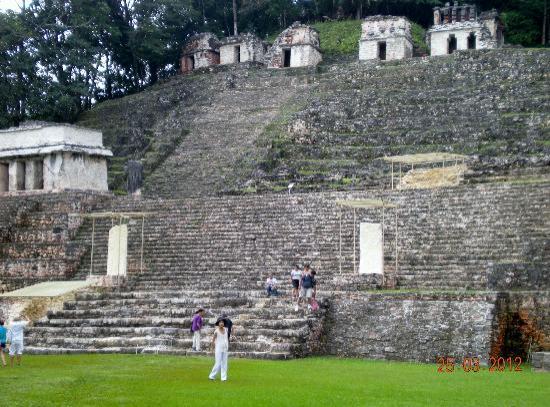Chiapas, Mexico: Temples