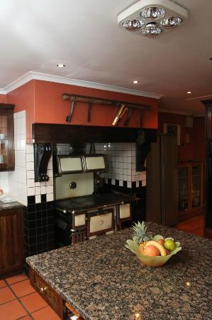 Residence Klein Oliphants Hoek: Kitchen