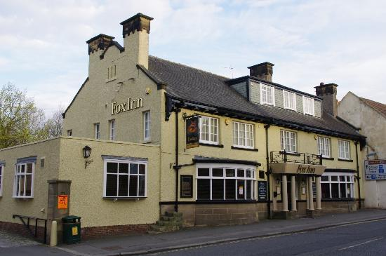 The Fox Inn: The Fox, Guisborough
