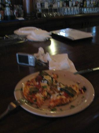 The Vineyard Bistro & Wine Bar: Gourmet Pizza