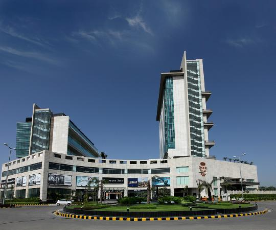 크라운 프라자 호텔 뉴 델리 로히니